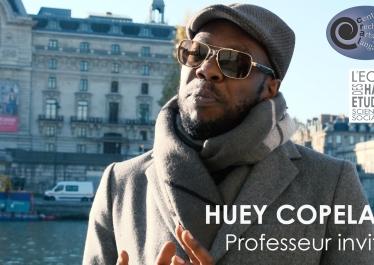 "Huey Copeland, professeur invité de l'EHESS : ""Art & Blackness in Paris"""